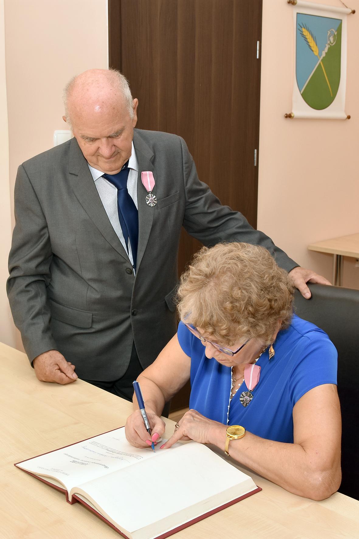 50-lecie Pożycia Małżeńskiego Ciachorowscy