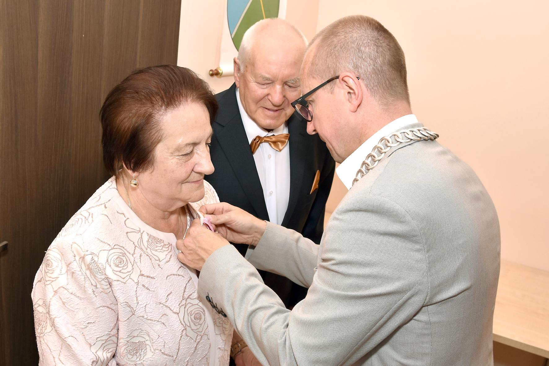 50-lecie Pożycia Małżeńskiego Jędral