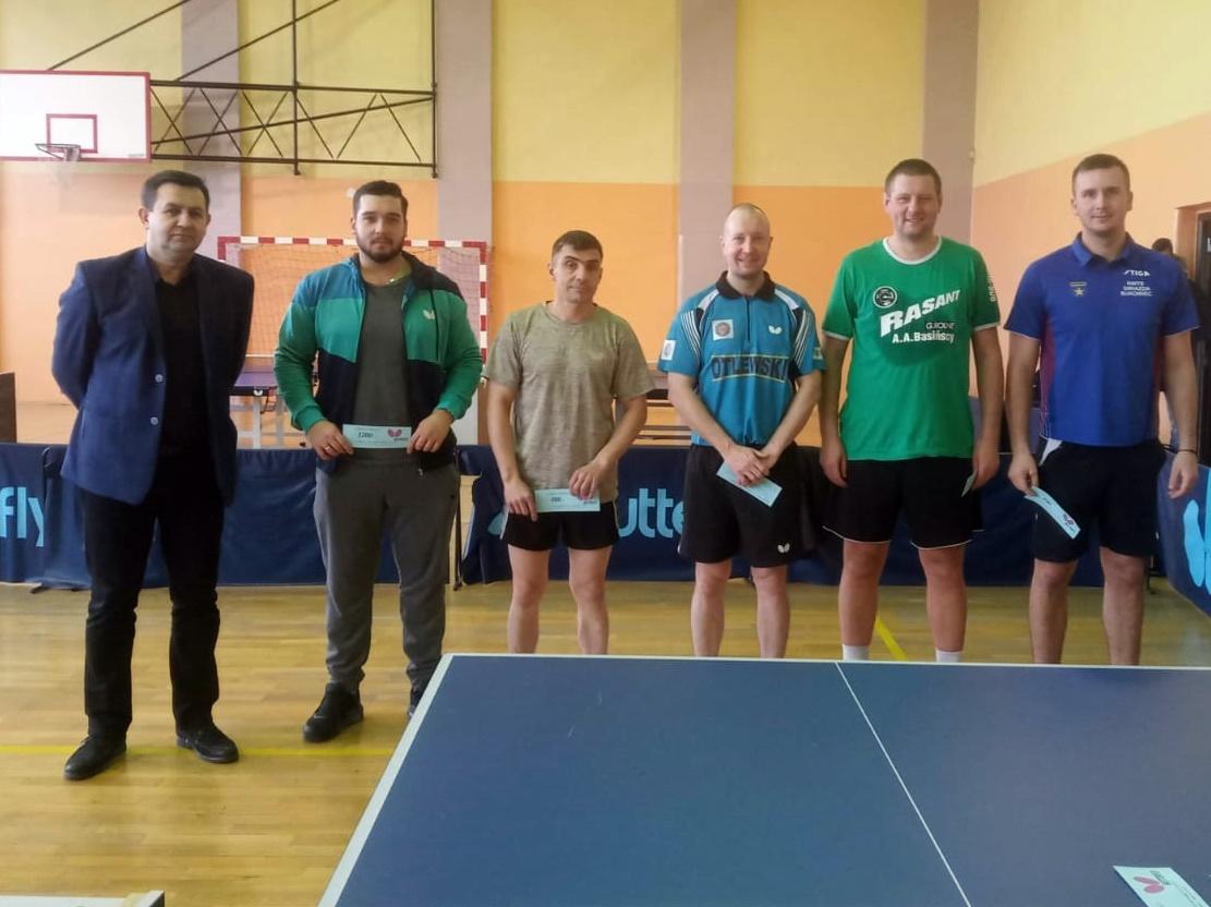 Uczestnicy turnieju